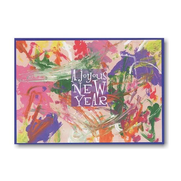 Abby's Creation II Jewish New Year Card Icon