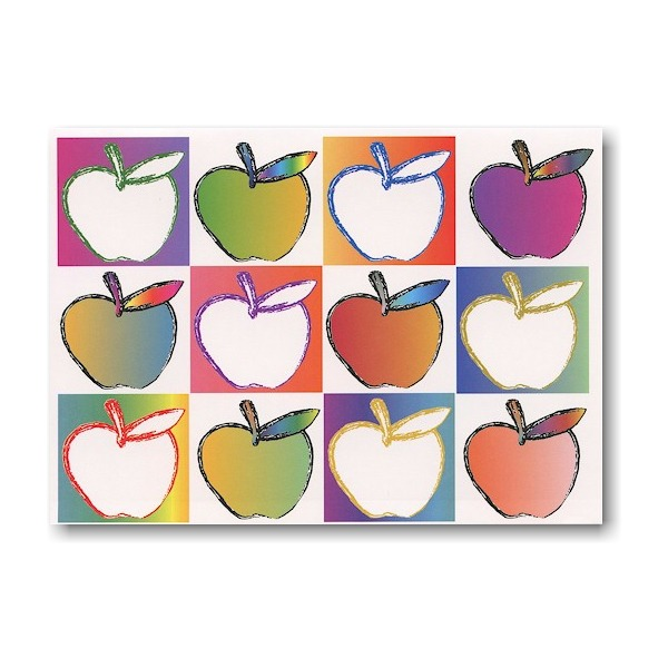Apple Sweetness Jewish New Year Card Icon