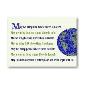 May We Bring Love Jewish New Year Card Icon