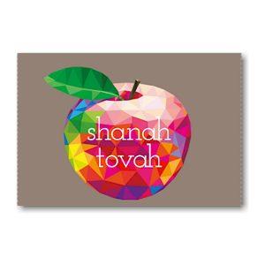 Perfect Gem Jewish New Year Card Icon